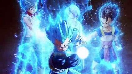 Dragon Ball Xenoverse 2 - Official Gogeta (DB Super) Trailer