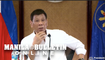 Duterte taps Calida to facilitate immediate audit of Red Cross