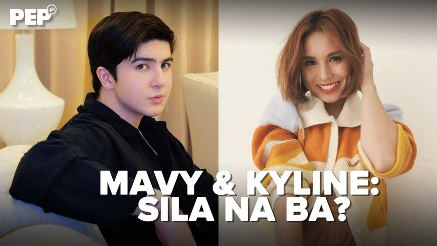 MAVY Legaspi at KYLINE Alcantara, from FRIENDS to LOVERS na ba?