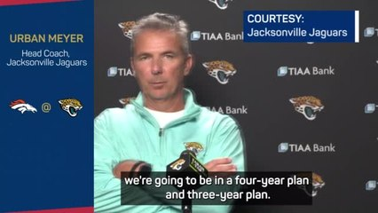 Jags coach Meyer responds to college coaching rumours