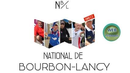 National à pétanque de Bourbon-Lancy - 18 & 19 septembre 2021 - Réalisation Web Pétanque