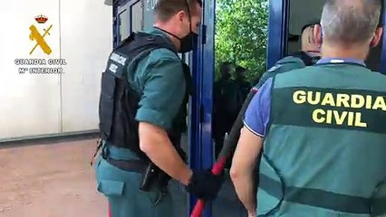 Operación Abanterum, en la que ha sido desarticulada una red criminal que estafa a personas mayores