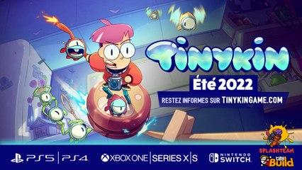 Tinykin - Bande-annonce de gameplay
