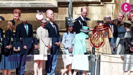 5 moments où la famille royale britannique a brisé le protocole