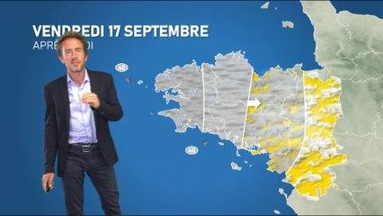 Illustration de l'actualité La météo de votre vendredi 17 septembre 2021