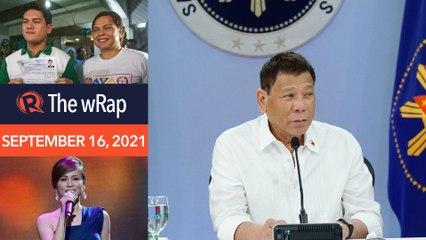 ICC opens probe into Duterte's drug war | Evening wRap