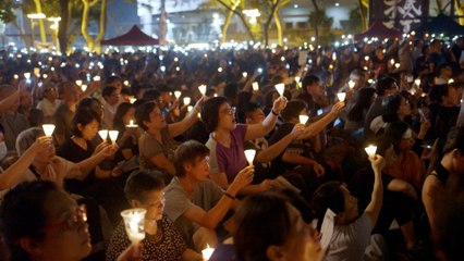 Hong Kong: Candle in the Wind | 101 East