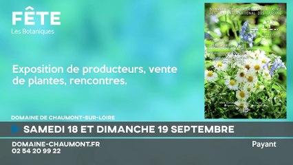 L'Agenda du week-end - 18 et 19/09/2021