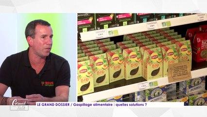 Le Grand Talk - 16/09/2021 - 2/3 - Gaspillage alimentaire : quelles solutions ?