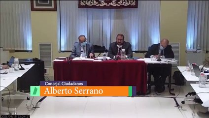 Un concejal de Cs relata cómo se le presentó el proyecto de Nacho Cano para Hortaleza