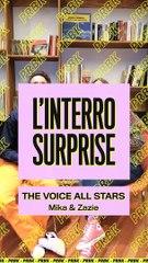 """Mika et Zazie : interro surprise avec les deux coachs de """"The Voice All Stars"""""""