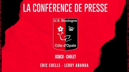 NATIONAL] J7 Conférence de presse avant match USBCO - Cholet