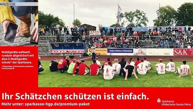 VfV Borussia 06 Hildesheim - Eintracht Braunschweig