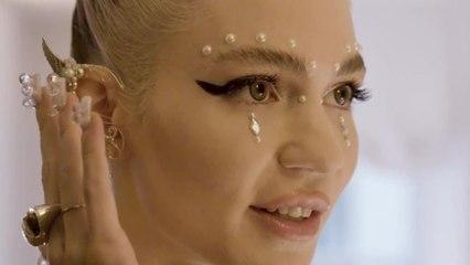 """The Making of Grimes's """"Dune-esque"""" 2021 Met Gala Look"""