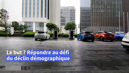 Au Japon, le déclin démographique stimule le développement des véhicules autonomes