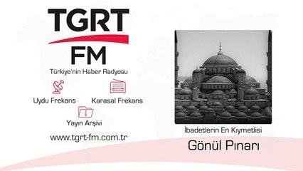 Gönül Pınarı  İslamiyet Zevkleri Yasak Etmemiştir  20210916