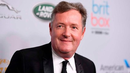 Piers Morgan to Join Fox News and News Corp After Signing Global Deal | THR News