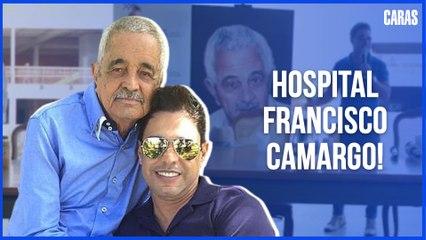 ZEZÉ DI CAMARGO DESCOBRE QUE HOSPITAL DE CÂNCER LEVARÁ NOME DE SEU PAI