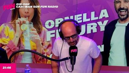 Cartman sur Fun Radio - L'intégrale du jeudi 16 septembre