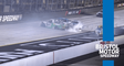 Big crash in Stage 2 of Truck Series race at Bristol