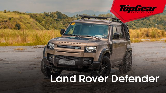 Review: 2021 Land Rover Defender 110 S D240