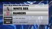 White Sox @ Rangers Game Preview for SEP 17 -  8:05 PM ET