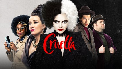 Cruella - Vidéo à la Demande