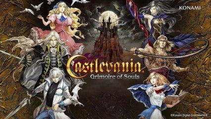 Castlevania : Grimoire of Souls - Bande-annonce de lancement (Apple Arcade)