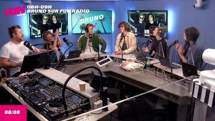 Les Ofenbach en interview dans Bruno sur Fun Radio
