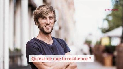 Qu'est ce que la résilience ?