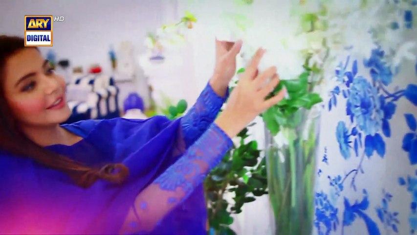 Good Morning Pakistan - New Drama Serial Mere Apne Cast Special - 17th September 2021 - ARY Digital