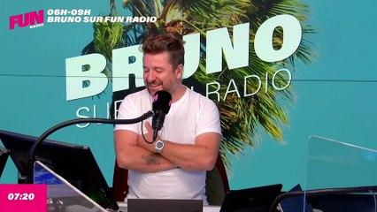 Bruno sur Fun Radio - L'intégrale du 17 septembre
