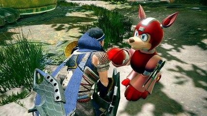 Monster Hunter Rise - Collaboration Mega Man