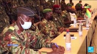 Coup d'État en Guinée : la Cédéao sanctionne la junte et réclame des élections