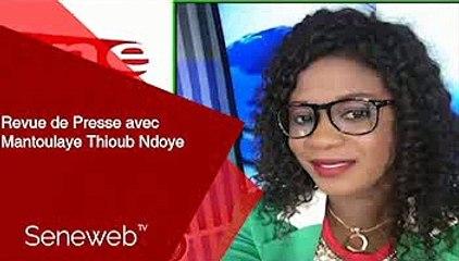 Revue de Presse du 17 Septembre 2021 avec Mantoulaye Thioub Ndoye