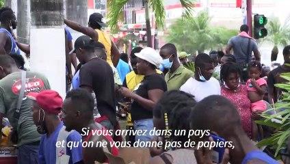 Tapachula, ville-prison au Mexique pour des milliers de migrants