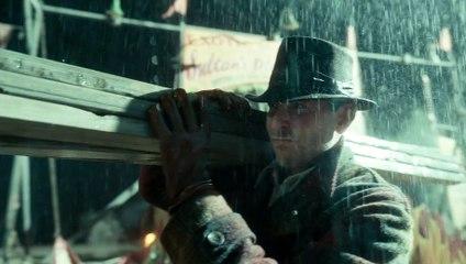 Nightmare Alley teaser trailer - Guillermo del Toro