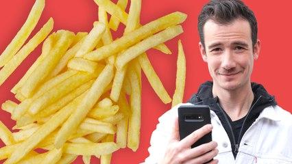 Comment reconnaître les frites surgelées au restaurant ?