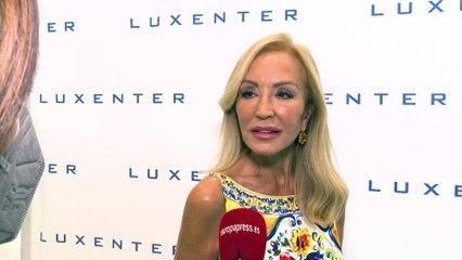 Carmen Lomana, amiga de Ainhoa Arteta, asegura que la separación de la soprano se veía venir