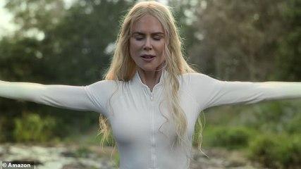 Serimente: 'Nine Perfect Strangers', con Nicole Kidman