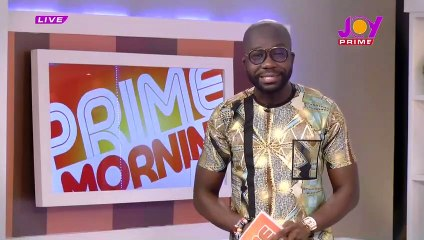 Today's Nugget- Prime Morning on JoyPrime (17-09-21)