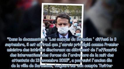 Des accusations d'une -violence inouïe- - pourquoi Manuel Valls porte plainte contre Arte