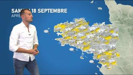 Illustration de l'actualité La météo de votre samedi 18 septembre 2021