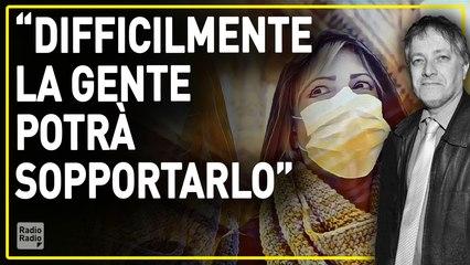 """IL TREMENDO SCENARIO POST-COVID ▷ ANTONELLIS: """"PERICOLO DIRITTI. TEMO LE IDEE DI QUALCHE FURBETTO"""""""