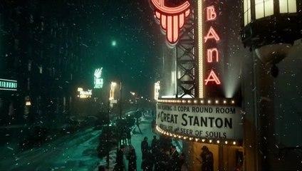 Nightmare Alley Bande-annonce VO (2022) Bradley Cooper, Cate Blanchett
