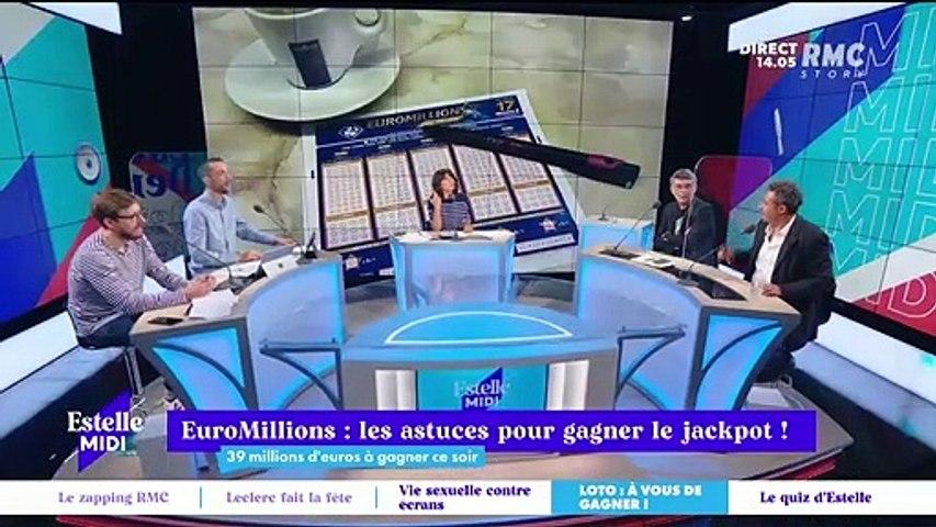 EuroMillions : les astuces pour gagner le jackpot ! - 17/09