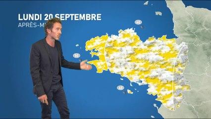 Illustration de l'actualité La météo de votre lundi 20 septembre