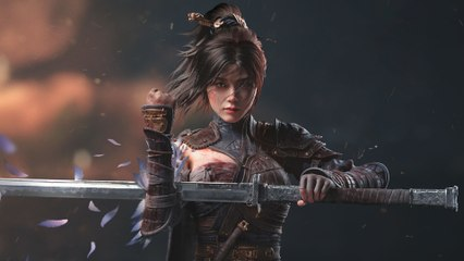 Wuchang : Fallen Feathers - Gameplay (septembre 2021)