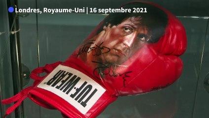 De Rocky à Rambo: 500 objets personnels de Sylvester Stallone aux enchères