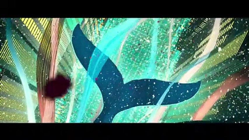 Belle (2021) - Teaser du nouveau film de Mamoru Hosoda